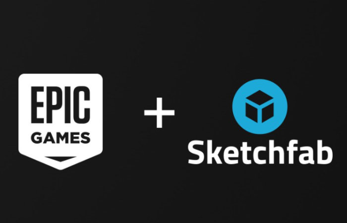 Epic Games acquires Sketchfab 3D object library