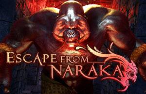 Escape from Naraka NVIDIA ray tracing