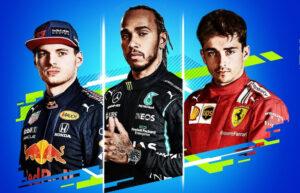F1 2021 Formula 1 racing game