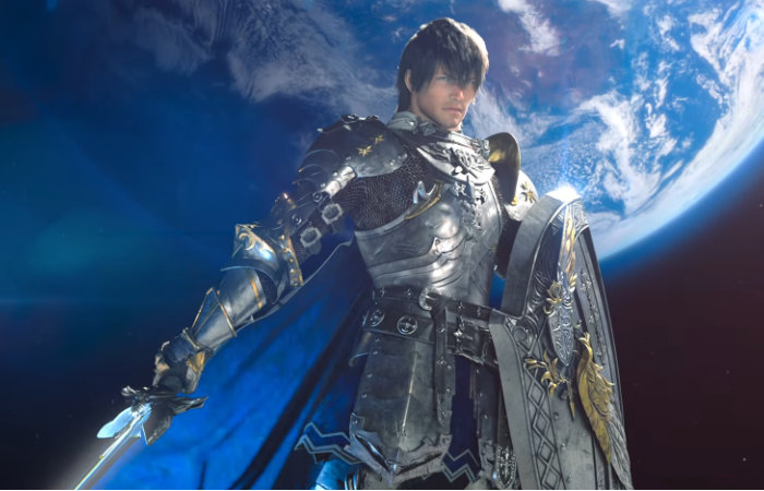 Final Fantasy XIV Endwalker benchmark software