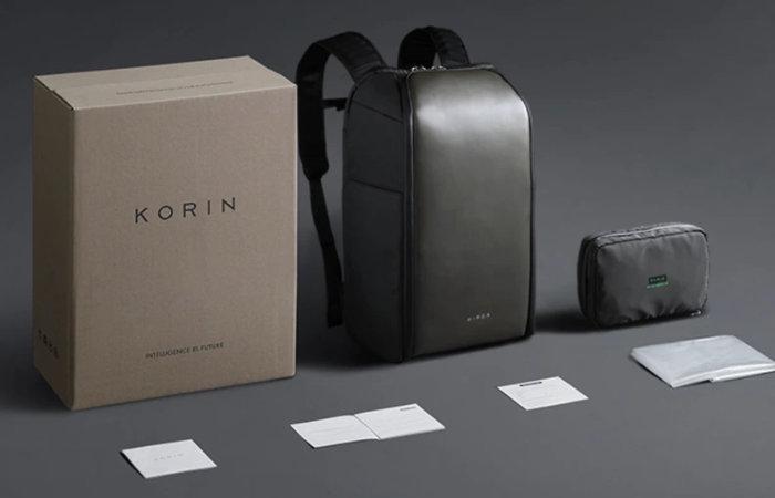 FlipPack backpack Kickstarter
