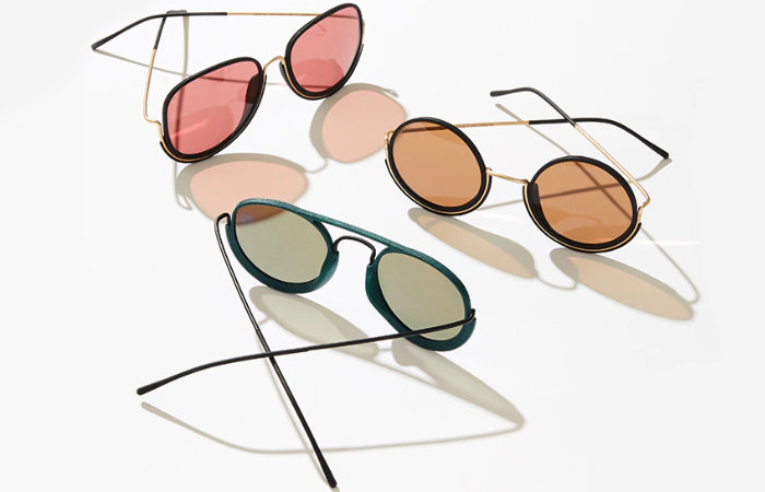 Forever Wires modular eyewear made from plants