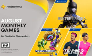 Free PlayStation Plus games August 2021