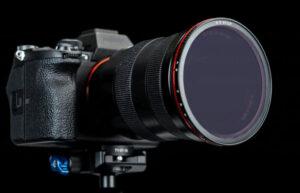 Magnetic VND camera filter kit