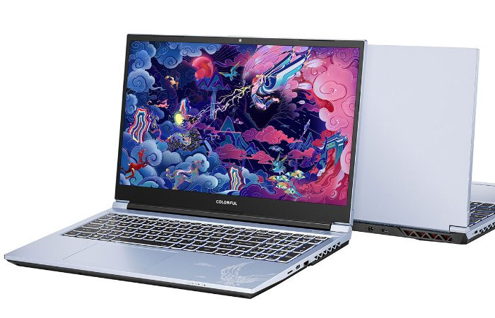 Colorful X15-AT GeForce RTX 3060 gaming laptop