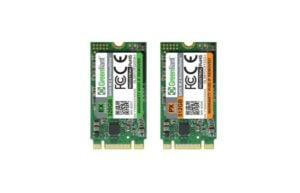Greenliant start sampling ultrahigh endurance industrial SATA M.2 SSDs