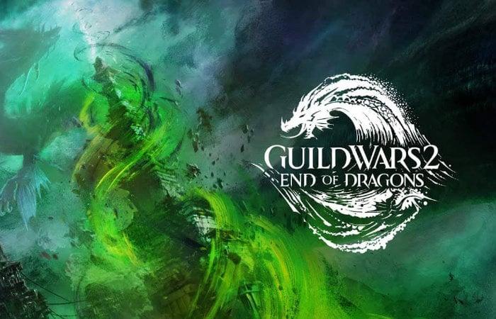 Guild Wars 2 End of Dragons expansion