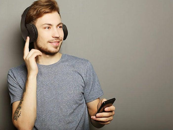 HyperGear V80 Studio Bluetooth Headphones