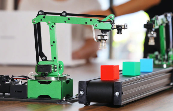 JetMax open source robot arm