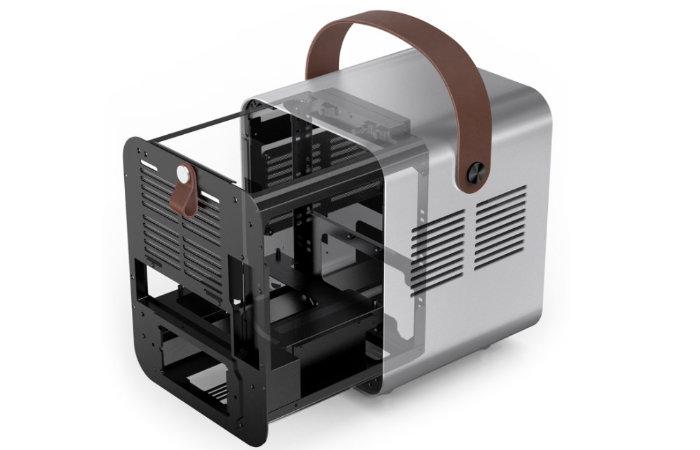 Jonsplus BO 100 mini ITX case