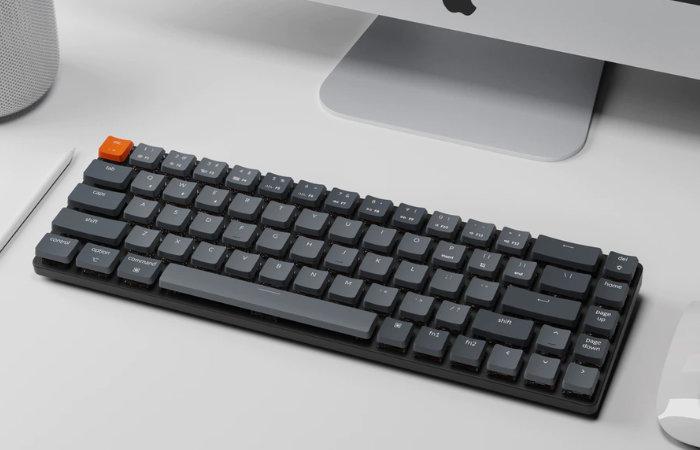 Keychron K7 swireless mechanical keyboard