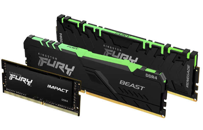 Kingston FURY DDR4 high-performance memory