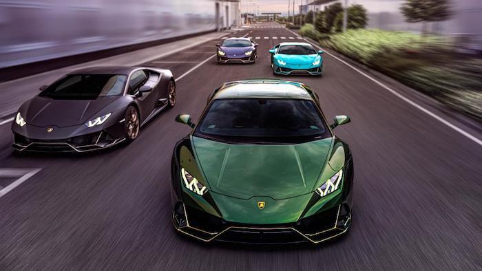 Lamborghini Huracan Mexico Edition