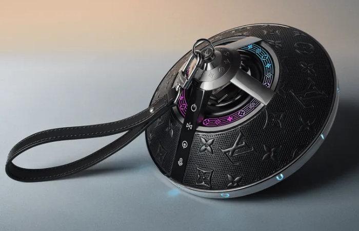 Louis Vuitton Bluetooth speaker