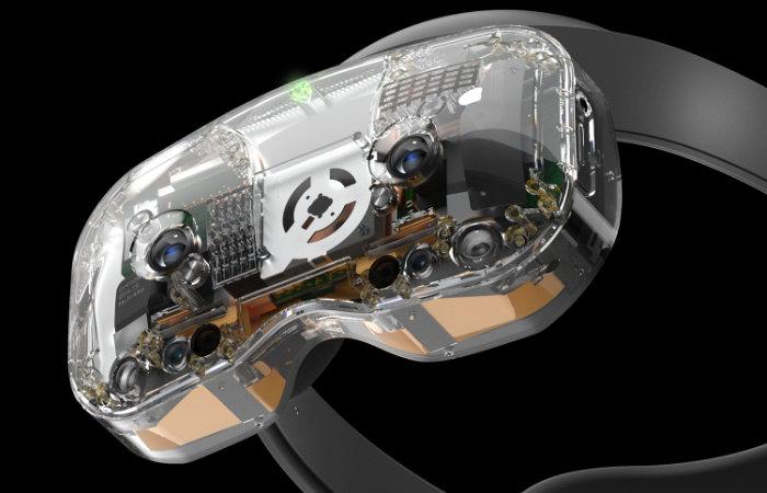 Lynx mixed reality headset