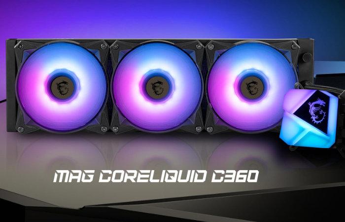 Coreliquid CPU coolers