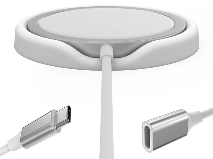 MagBase for Apple MagSafe Charger