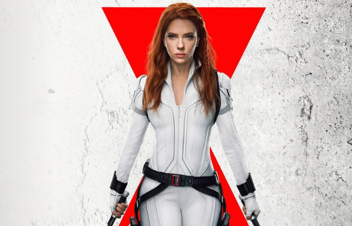 Black Widow movie sales