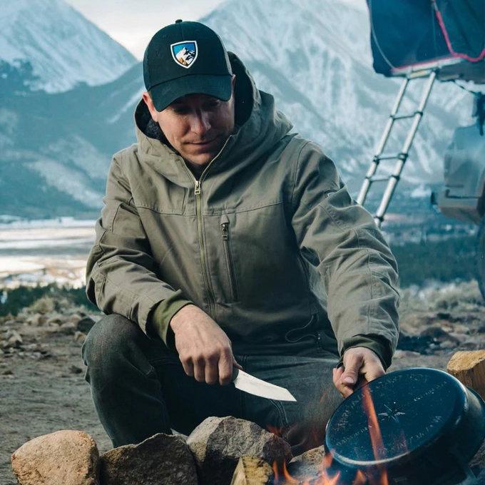 Messermeister Overland chef knife set Kickstarter