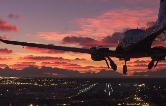 Microsoft Flight Simulator Update 5