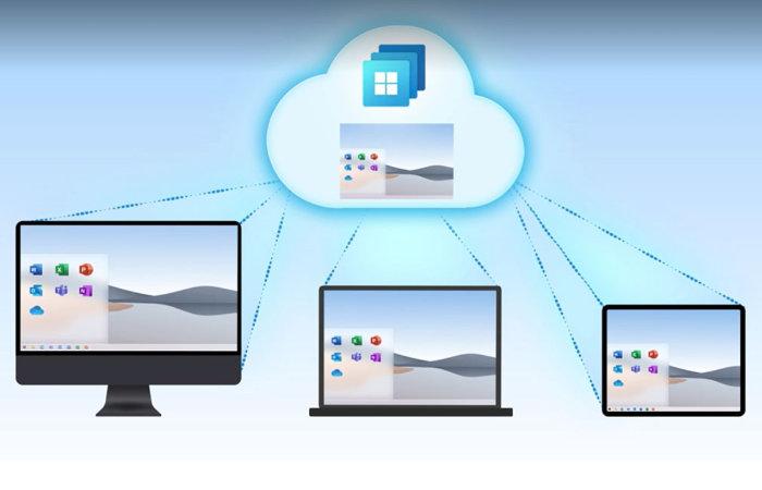 Microsoft Windows 365 cloud service