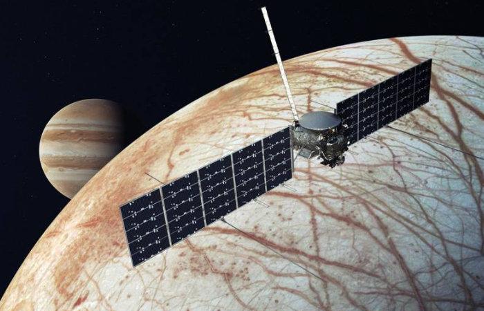 NASA Jupiter mission Europa Clipper