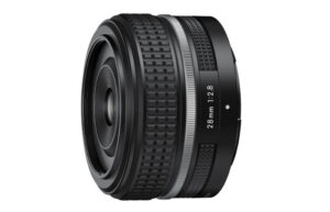 NIKKOR Z 28mm f/2.8 (SE) prime lens