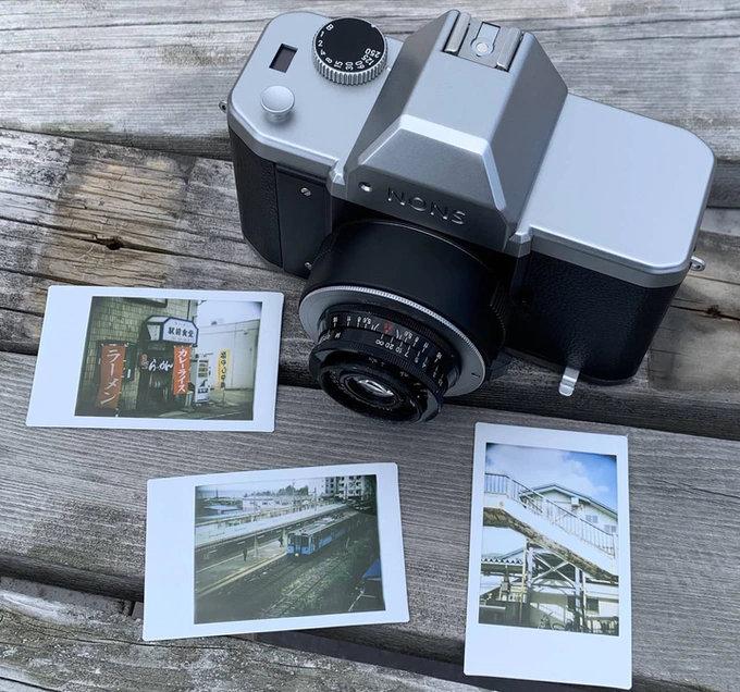 NONS SL42 SLR instant camera