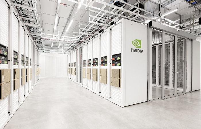 NVIDIA Cambridge-1 supercomputer UK