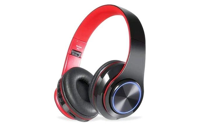 Ninja Dragon Z10 Color Changing Bluetooth Headphones