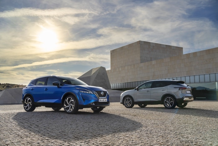 Nissan Electric Vehicle Hub