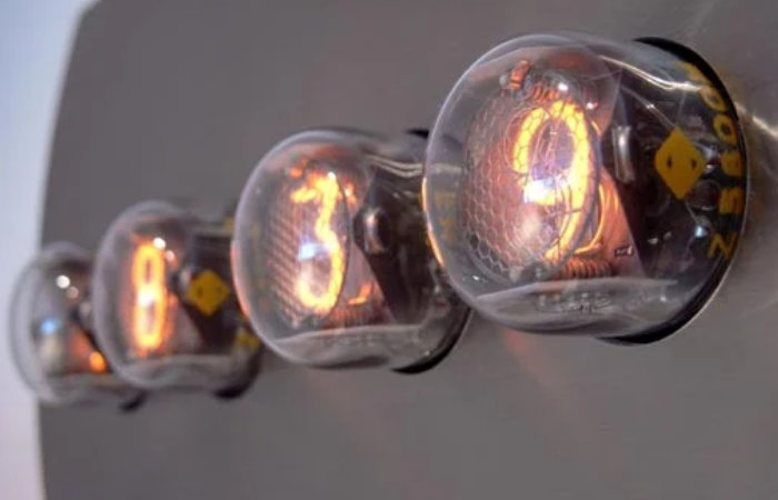 Nixie tube clock project powered by Arduino