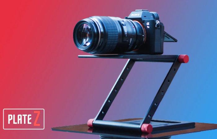 PlateZ camera tripod stand