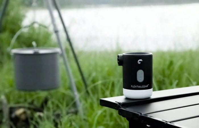 Pump2 Pro pocket outdoor portable pump