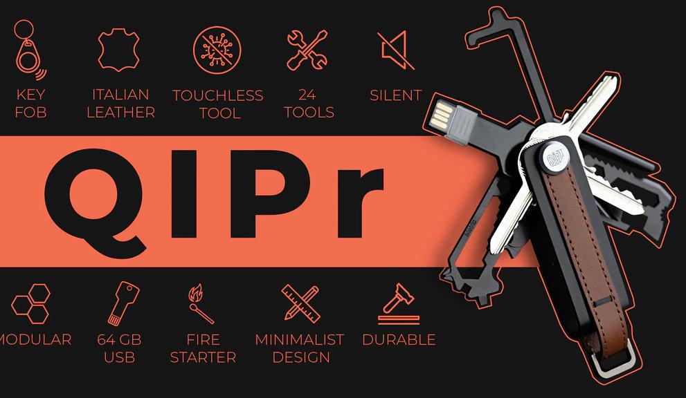 QIPr key organizer