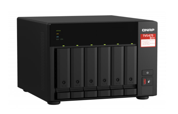 QNAP TVS-675 NAS