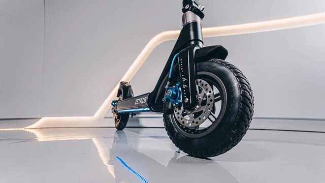 Ranger Pro electric scooter 10 inch wheels