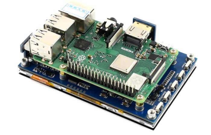 Raspberry Pi relay board 8 port