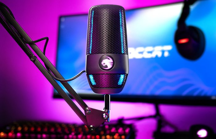 Roccat Torch streaming microphone