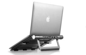 Rock Space laptop stand and hub