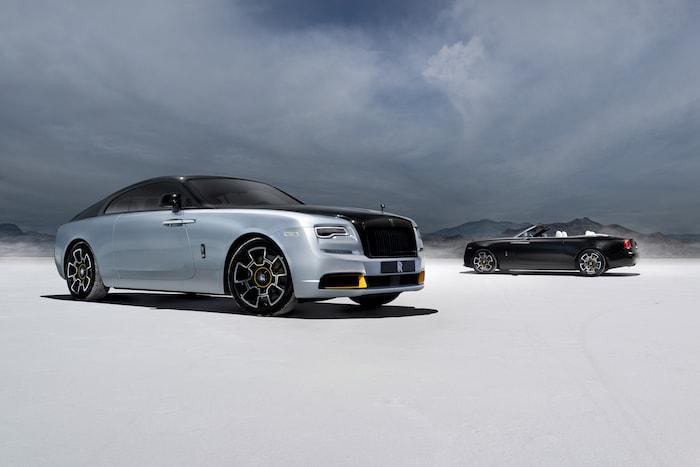 Rolls Royce Landspeed Collection