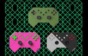 SAGAIA gaming controller