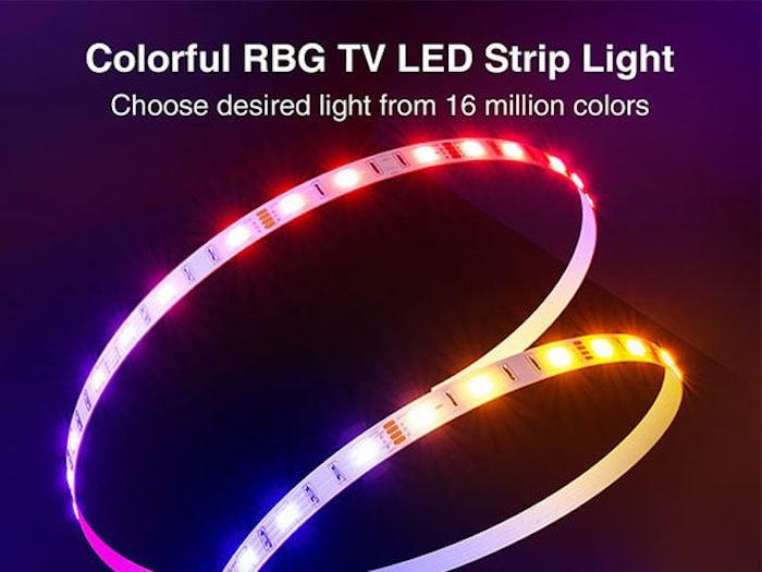 Smart TV LED Backlight