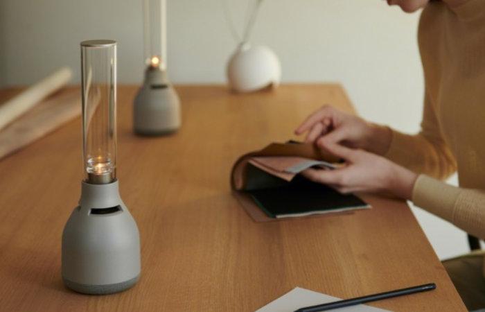 Sony LSPX-S3 glass Bluetooth speaker