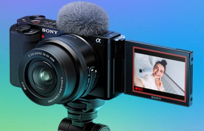 Sony ZV-E10 vlog camera