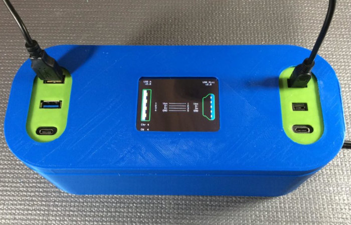 USB cable tester