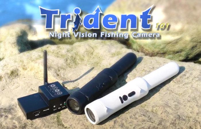 Trident 101 R01 night fishing camera