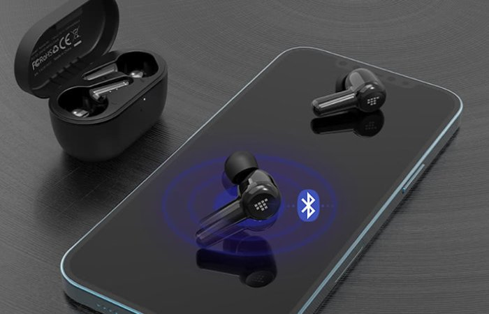 Tronsmart Apollo Air and Air+ true wireless stereo ANC earbuds