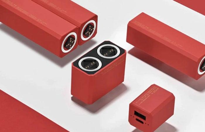 Unlimited Power Batteries modular power bank