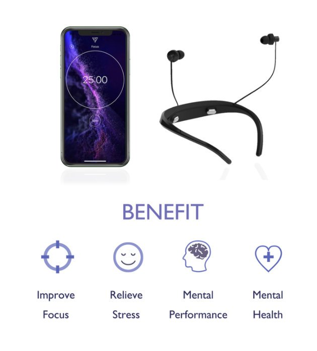 Vie Zone earphones